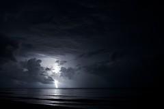 a night near San Vicenzo (Nozhichkin) Tags: longexposure light sea sky italy nature water night clouds dark force darkness tuscany lightning electic