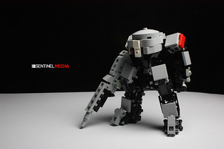 Sentinel Mecha