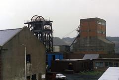 Cwm Colliery, Rhondda (MuseumWales) Tags: miners nationalmuseumwales minersstrike spouthwales