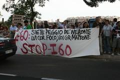 Manifestazione contro l'I-60 a Roma nel quartiere Ardeatino (D@di /4) Tags: roma protesta eur proteste manifestazione corteo manifestazioni abusivismoedilizio ardeatina i60 cortei roma70 ardeatino palazzinari viagrottaperfetta viadigrottaperfetta