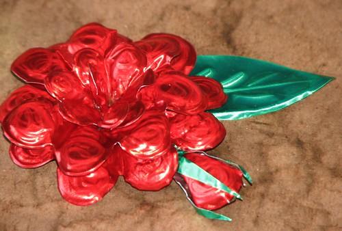 GlueFoil Rose 019