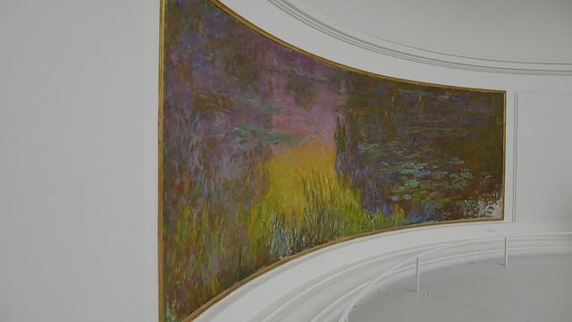Monet at l'Orangerie