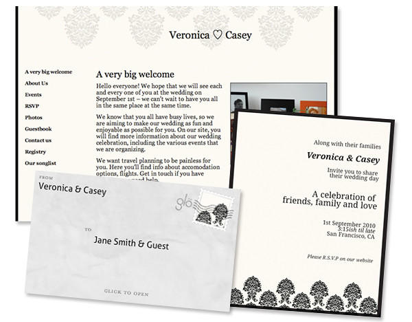 7 Reasons to Consider Email Wedding Invitations Polka Dot Bride