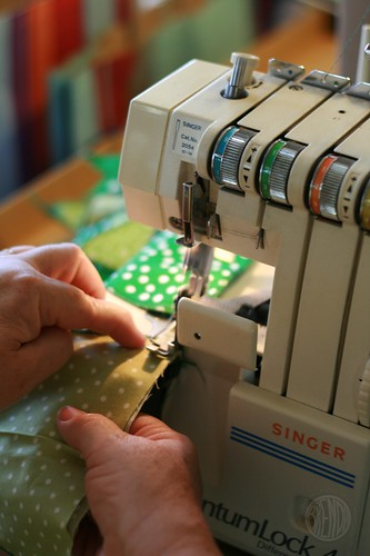 mom's serger