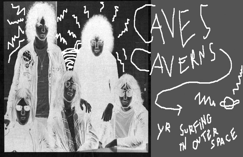 CAVES CAVERNS