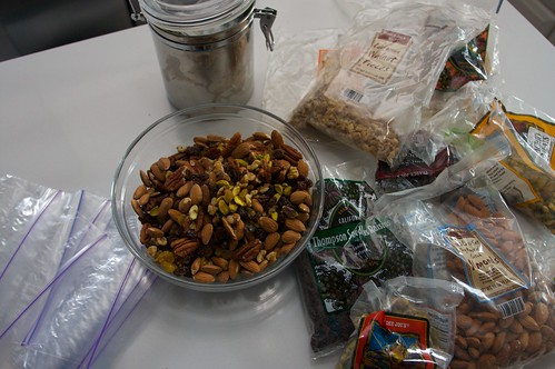 making my own trailmix