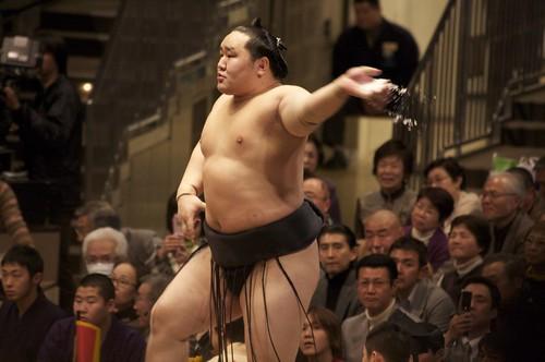 Sumo - Asashoryu