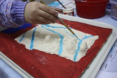 salt dough painting rivers2