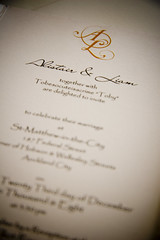 Our invitations (Alistair & Liam) Tags: gay wedding logo al liam exquisite alistair throne invites invitations weddinginvites allogo oricha alistairliam almotiff 2grooms almotif