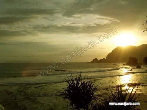 Papuma Beach - Jember - East Java