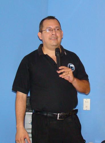 Julio Vannini de ANASA, Nicaragua