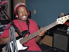 A Happy Bassman