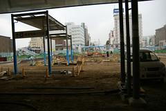 JR高知駅南口