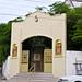 Arco de entrada por Gabino Barreda