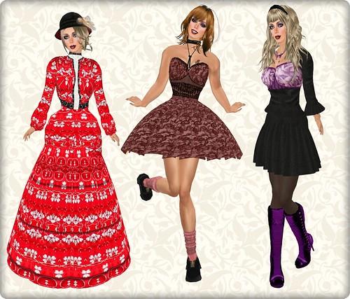 vintage clothing sisters eva
