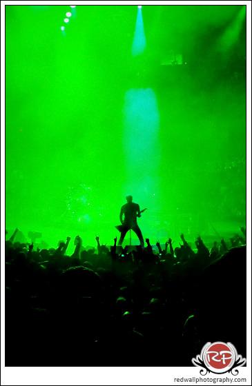Metallica @ Allstate Arena