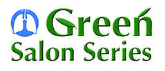 BREATHE LA's Green Salon Series logo