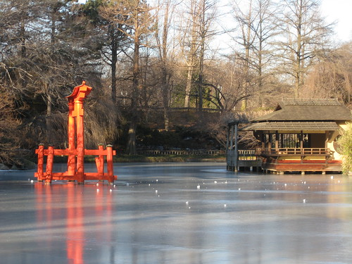 Japanese Garden at BBG 4