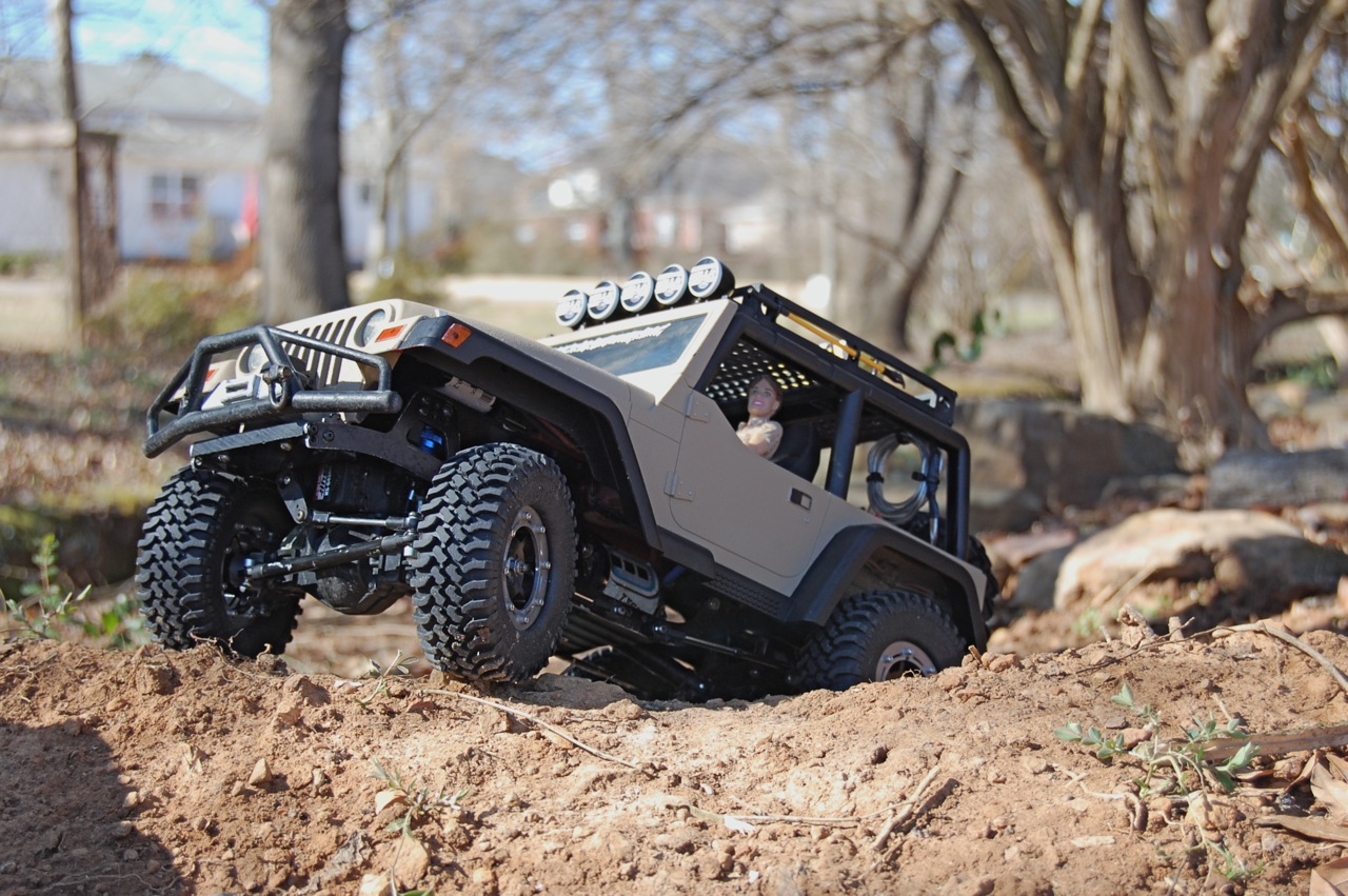 Dixiescaler S Jeep Tj Updated Pics Amp Vid Feb 11th