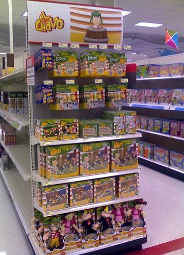 (035) El Chavo @Target Glendale