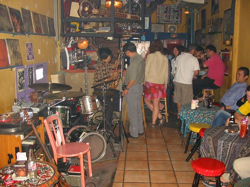Bangkoks Blues Bar
