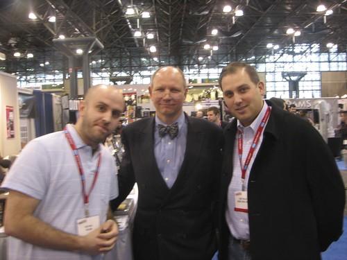 Eric Raab, John Silbersack, MIke