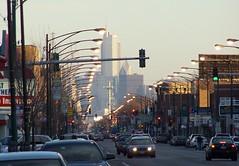 Elston (Mr. Montrose) Tags: chicago illinois zoom trump aon elston