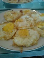 Telur mata sapi (jelajah.kota) Tags: makan bu rumah perkis