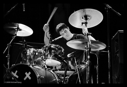 James Corsini (Drums) — Twitter (@jcorsini17) © 2009 Michael Kang