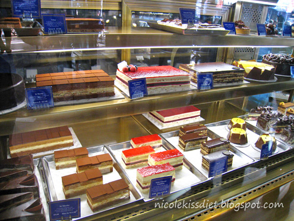 lindt cafe desset bar