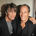 Eric Roberts and Michael Bolton at the 2009 IFC Indie Film Celebration