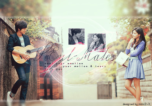 Kim Bum + Kim So Eun = SoEulMates by mimi.D =X.