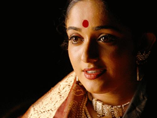 Kavya Madhavan - a mystic portrait