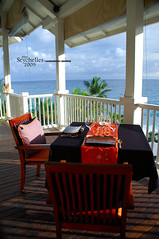 Banyan Tree Seychelles, Mah (Dan & Luiza from TravelPlusStyle.com) Tags: resort seychelles banyantreehotel