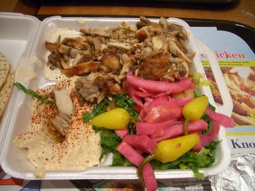 Zankou chicken tarna