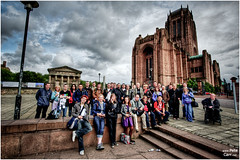 Liverpool Photowalk crew (petecarr) Tags: people liverpool skphoto worldwidephotowalk