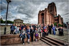Liverpool Photowalk crew (petecarr) Tags: people liverpool skphoto worldwidephotowalk