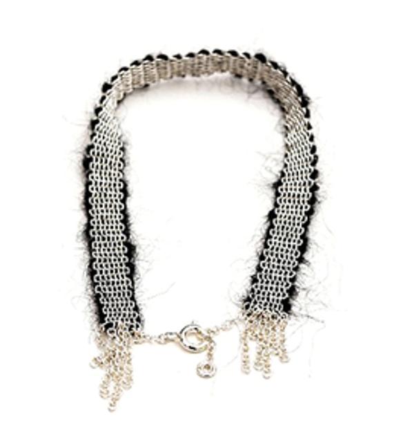 Stephanie Schneider chain mohair 2