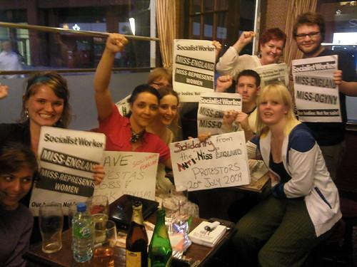 Pub solidarity