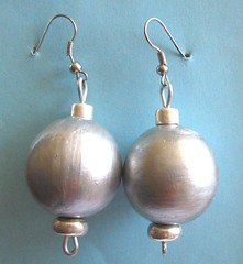 Silver Summer Earrings