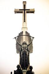 DSC_4897_Memorial Cross (JoseD) Tags: newzealand christchurch wwi worldwari southisland warmemorial wwimemorial dayshots wwimonument