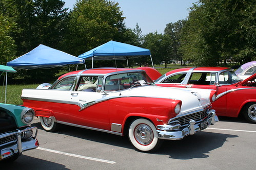 1956 Ford Crown Vic