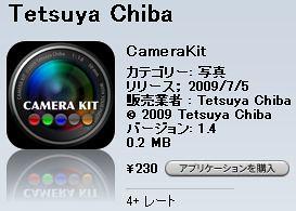 camerakit by you.