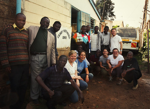 Calvary Youth Hostel - Kibera, Kenya