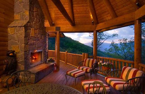 Log Cabin Interior Decorating Log Cabin Airplane Decor