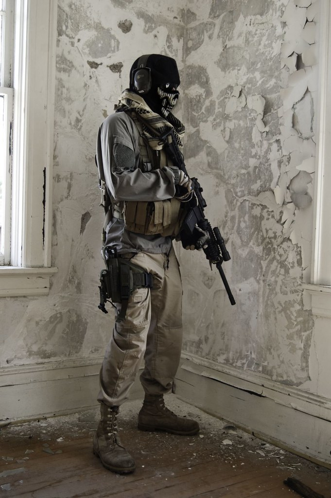 call of duty ghosts loadout