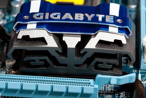 GIGABYTE P55-UD6 Motherboard Unboxed  -5031