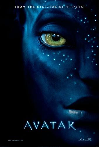 Teaser póster y el esperadísimo trailer de 'Avatar'