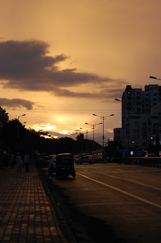 Sunset 230809