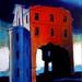 Michael Durning, Courtyard Studios, Irvine